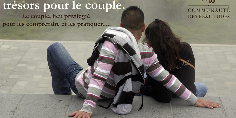 Les Béatitudes, Trésors pour le couple  (Edition 1) Annulé covid19