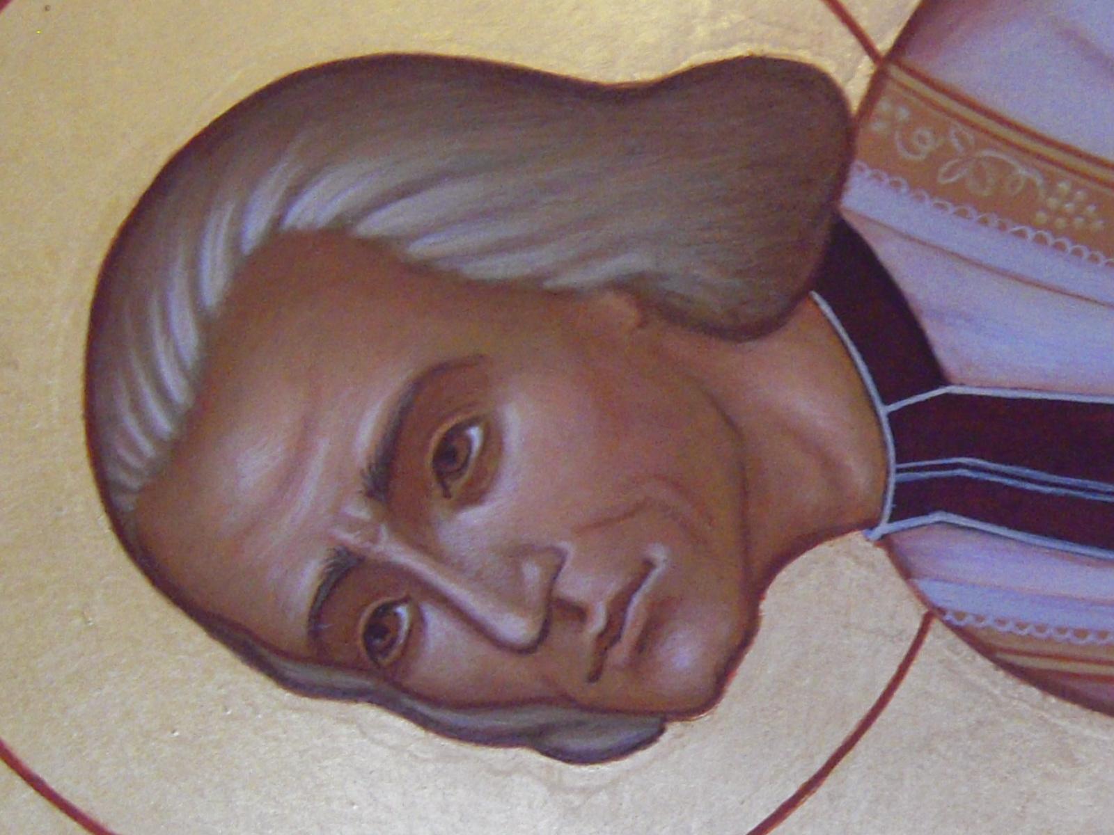 Saint Jean-Marie Vianney détail