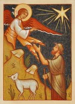 L'Ange et le berger