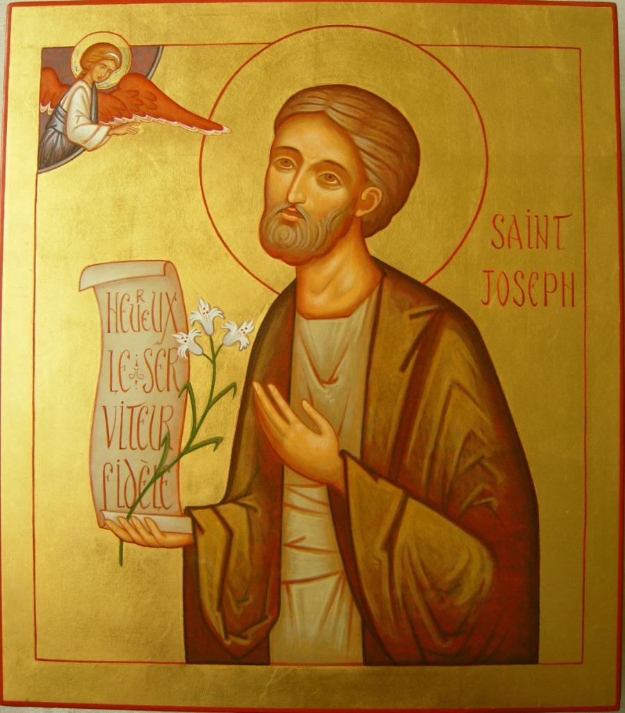Saint Joseph le Juste