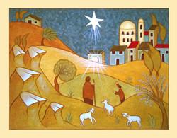 Paysage de Bethléem