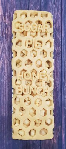 Honeyed Apple & Pear Pie