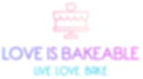 Love Is Bakeabe Logo