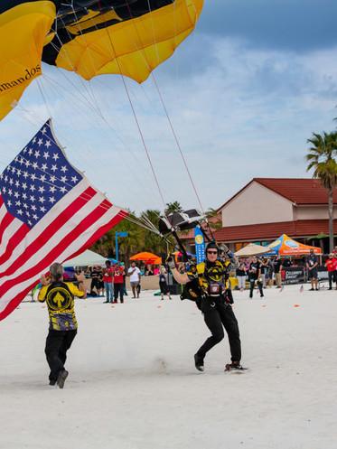 SOCOM Parachute Jump