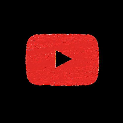 Youtube - 1 månad