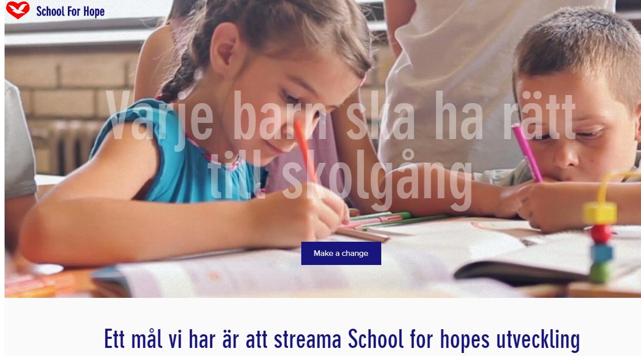 Schoolforhope