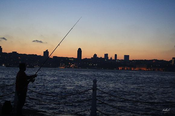 Pescando - Estambul