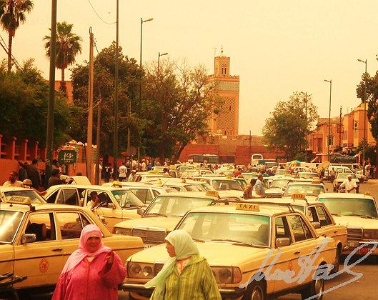 Gente y Taxis