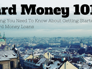 揭秘 | Hard Money Loan:像美国人一样玩地产投资!