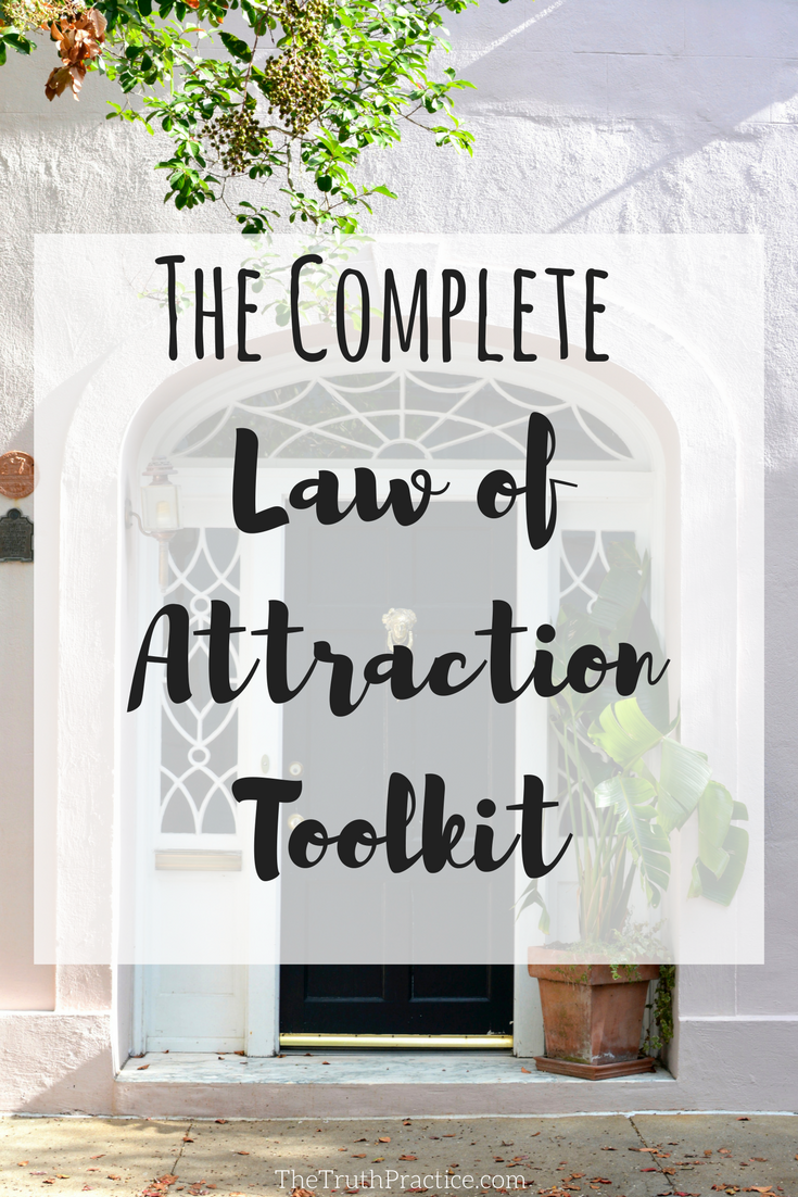 My Favorite Law of Attraction Resources
