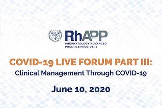 FMC-20-12 RhAPP COVID Forum III Repeater