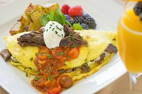 Tuscan Short Rib Omelette