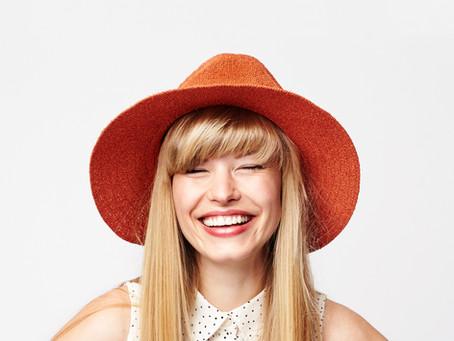 Spring Trends - Hair Bangs! Small Hair Tweaks