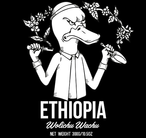 Ethiopia - Wolichu Wachu