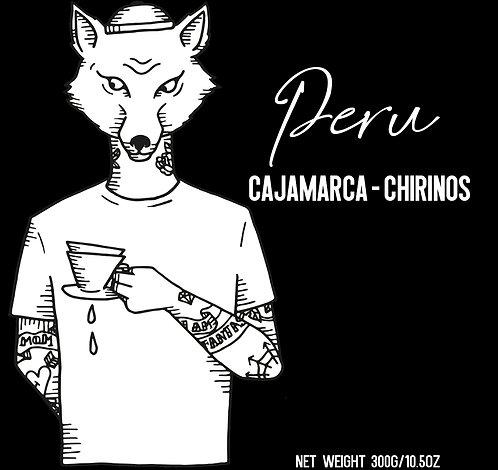 Peru - Cajamarca - Chirinos