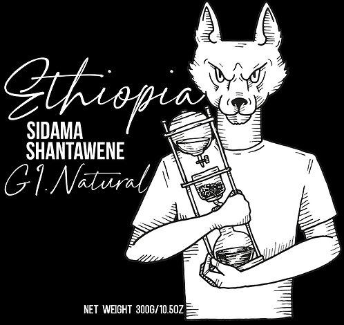 Ethiopia –Sidama Shantawene G1 Natural