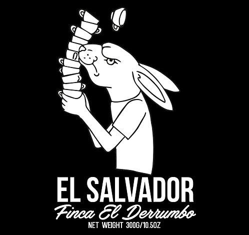 El Salvador - Finca El Derrumbo