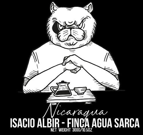Nicaragua - Isacio Albir - Finca Agua Sarca