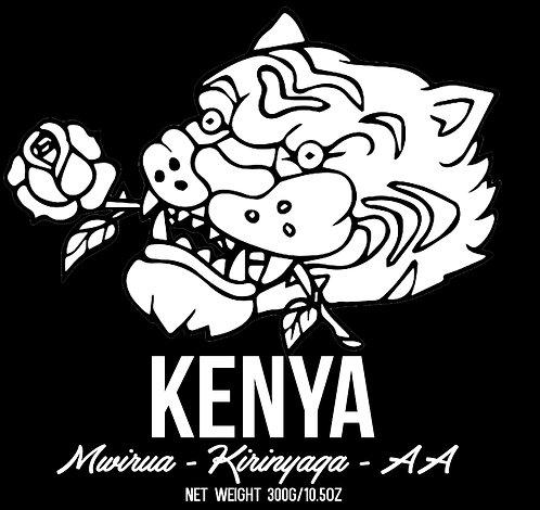 Kenya - Mwirua - Kirinyaga - AA