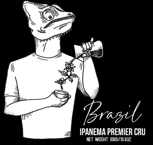 Brazil- Ipanema Premier Cru