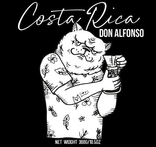 Costa Rica –Don Alfonso Entre Rios