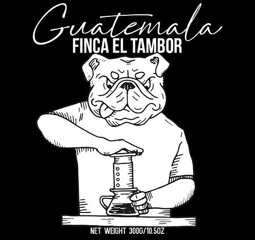 Guatemala–Finca El Tambor