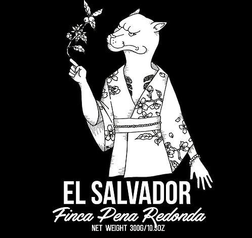 El Salvador - Finca Pena Redonda