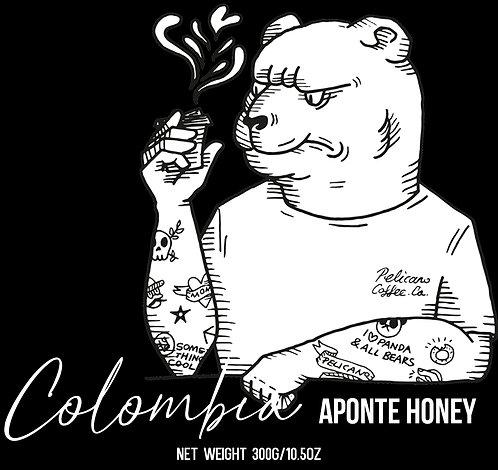 Colombia–Aponte Honey Process
