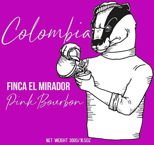 Colombia - Finca El Mirador - Pink Bourbon