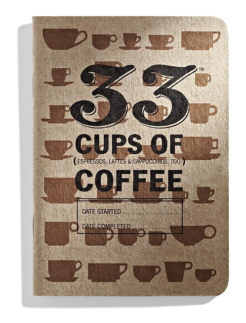 33 Cups Of Coffee
