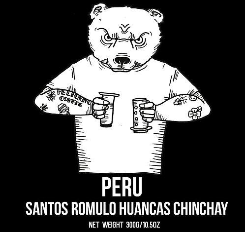 Peru - Santos Romulo Huancas Chinchay