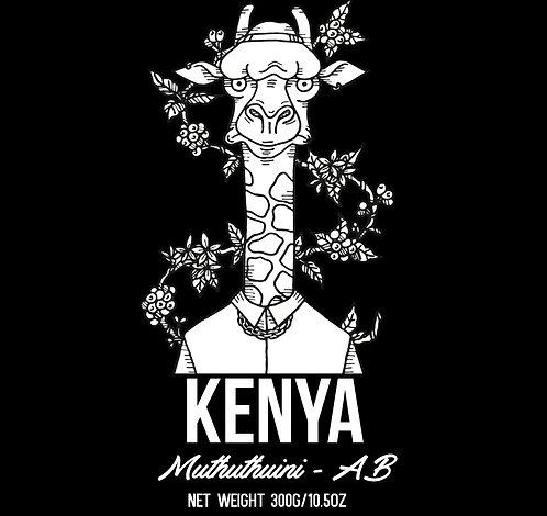 Kenya - Muthuthuini