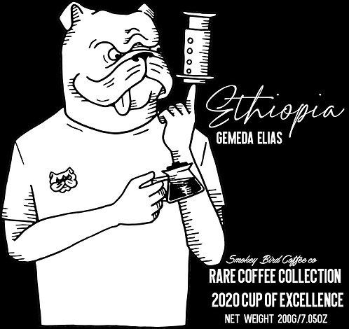Ethiopia - Gemeda Elias' Farm - Cup of Excellence 2020