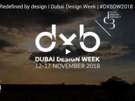 Dubai – Redefined by design, an incredible journey