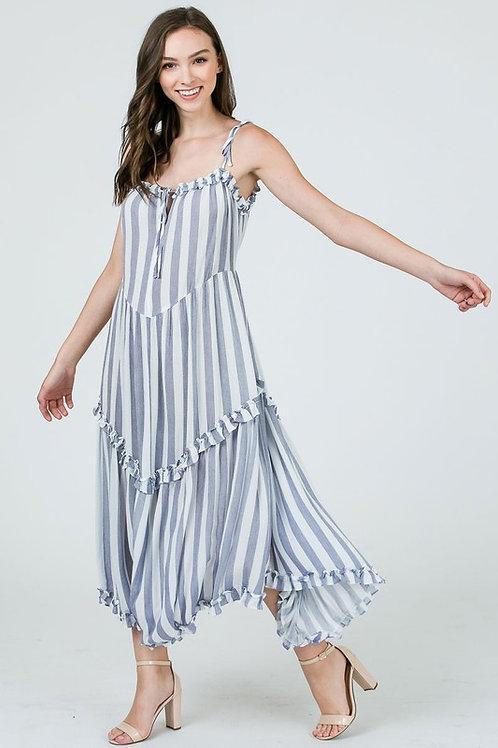 Laura Stripe Dress