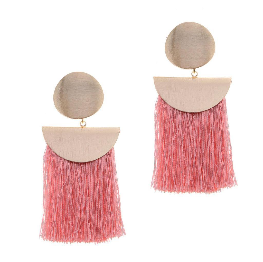 Fringe Earring Pink.jpg