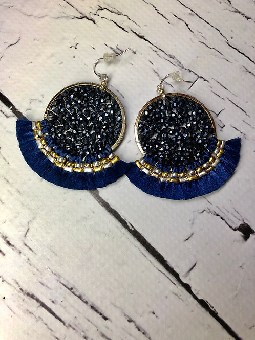 All bead up earring