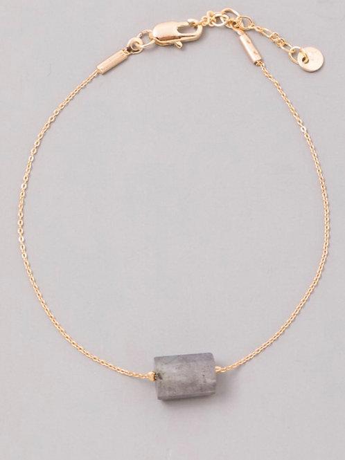 Dainty 1 Stone Bracelet