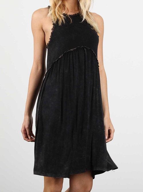 Little Black Day Dress