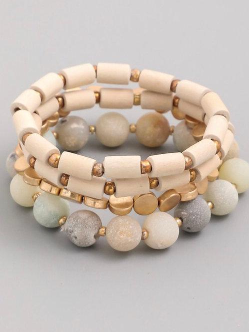 4 Stretch Bracelet