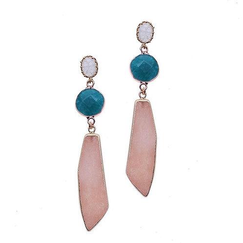 Pretty in Pink Earring