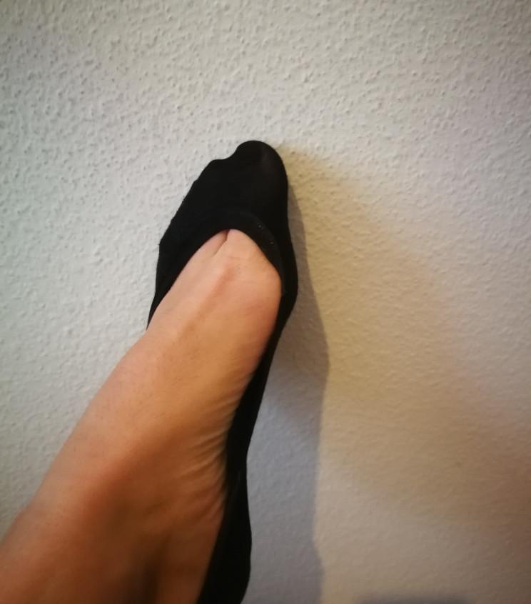 schwarzer_kleiner_Socken