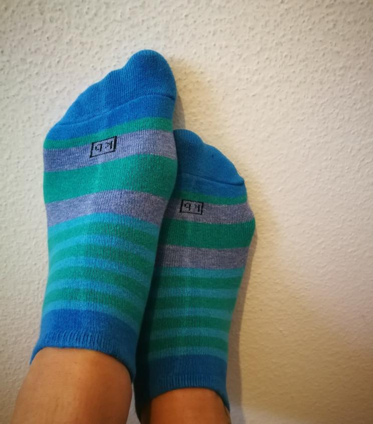 getragene_Socken