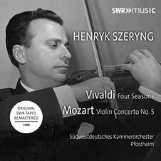 Violon : Henryk Szeryng