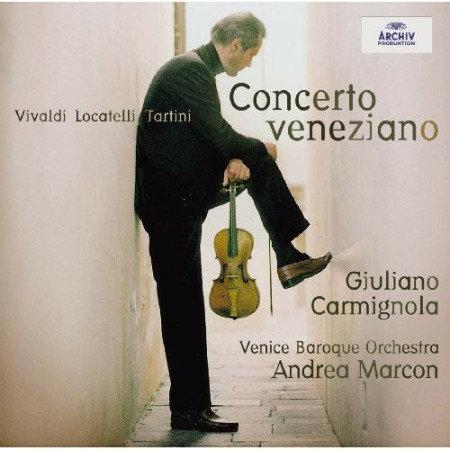 Vivaldi, Locatteli & Tartini