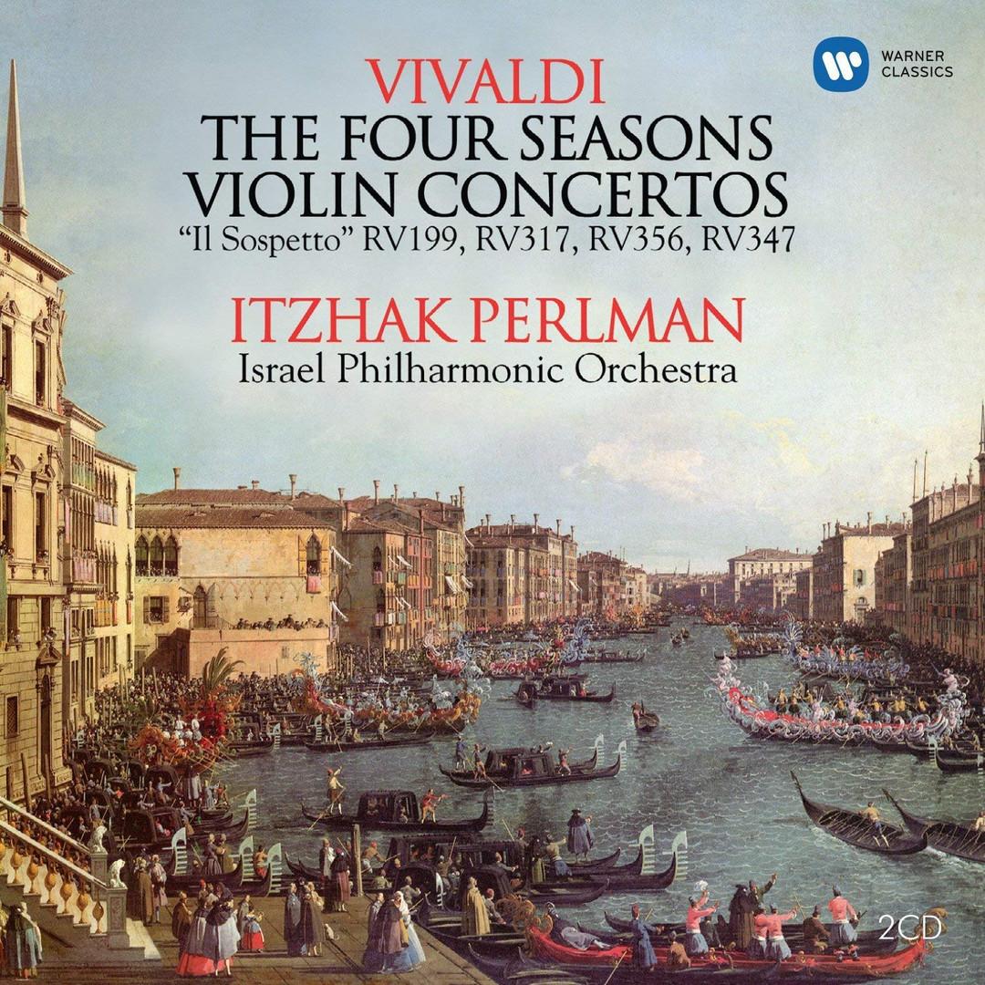 Violon :  Itzhak Perlman