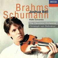 Brahms y Schumann