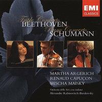 Beethoven y Schumann