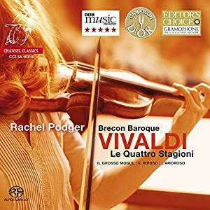 Violon : Rachel Podger