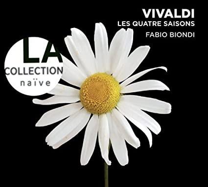 Violon : Fabio Biondi